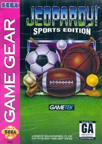 Jeopardy! Sports Edition