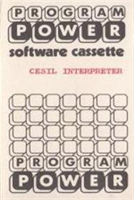 Cesil Interpreter