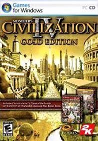 Sid Meier's Civilization IV: Gold Edition