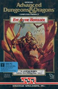 AD&D Legend Vol. I: Eye of the Beholder