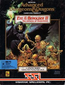 AD&D Legend Vol. II: Eye of the Beholder II: The Legend of Darkmoon