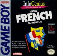 Berlitz French Translator