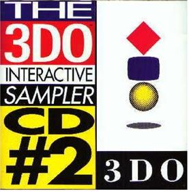 The 3DO Interactive Sampler CD #2