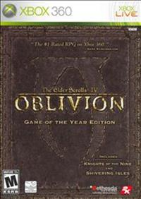 The Elder Scrolls IV: Oblivion -- Game of the Year Edition