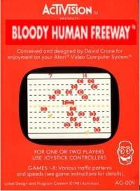 Bloody Human Freeway
