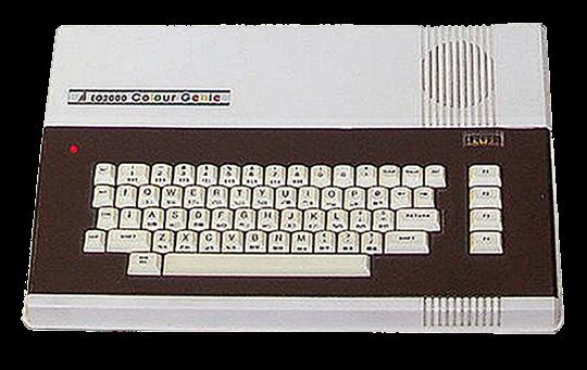 EACA EG2000 Colour Genie