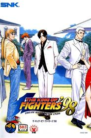 The King of Fighters '98: The Slugfest - Fanart - Box - Front