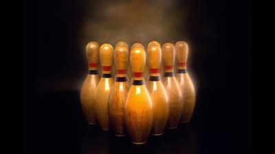 Brunswick Circuit Pro Bowling - Fanart - Background