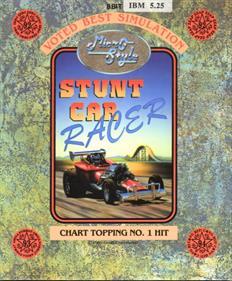 Stunt Track Racer - Box - Front