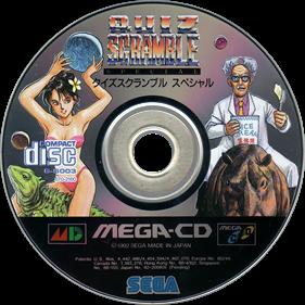 Quiz Scramble Special - Disc