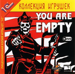 You Are Empty