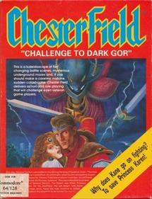 Chester Field: Challenge to Dark Gor