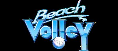 Beach Volley - Clear Logo