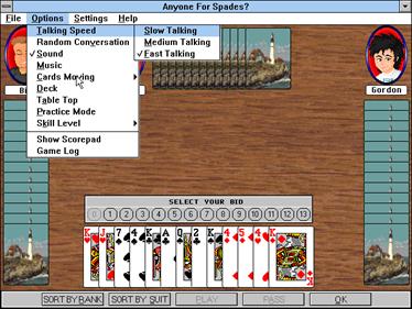 Anyone for Cards? - Screenshot - Gameplay