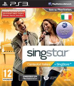SingStar Cantautori Italiani