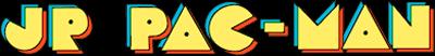 Jr. Pac-Man - Clear Logo