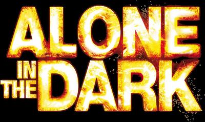 Alone in the Dark - Clear Logo