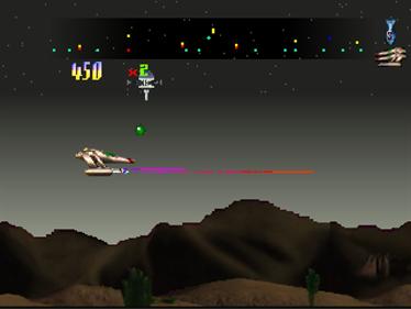 Defender 2000 - Screenshot - Gameplay
