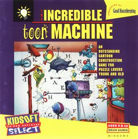 The Incredible Toon Machine