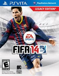FIFA 14: Legacy Edition - Box - Front