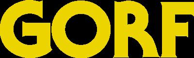 Gorf - Clear Logo