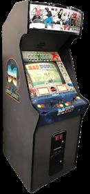 Bad Dudes Vs. DragonNinja - Arcade - Cabinet