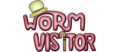 Worm Visitor - Clear Logo