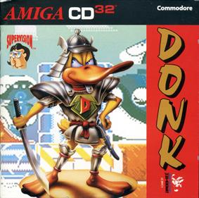 Donk! The Samurai Duck!