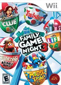 Hasbro: Family Game Night 3