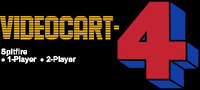 Videocart-4: Spitfire - Clear Logo