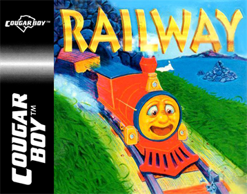 Railway - Box - Front