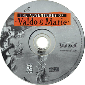 The Adventures of Valdo & Marie - Disc