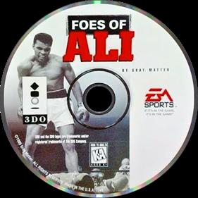 Foes of Ali - Disc