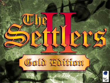 The Settlers II: Veni, Vidi, Vici (Gold Edition) - Screenshot - Game Title