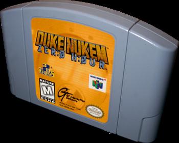 Duke Nukem: Zero Hour - Cart - 3D