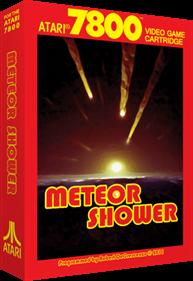 Meteor Shower - Box - 3D