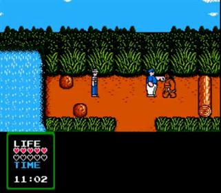 The Adventures of Gilligan's Island - Screenshot - Gameplay
