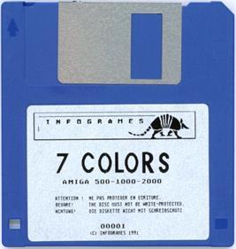 7 Colors - Disc