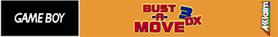 Bust-A-Move 3 DX - Banner