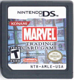 Marvel Trading Card Game - Cart - Front