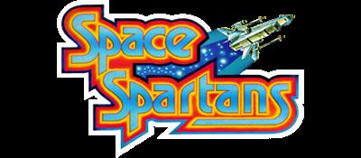 Space Spartans - Clear Logo