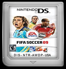 FIFA 09 - Fanart - Cart - Front