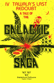 Galactic Saga IV - Tawala's Last Redoubt
