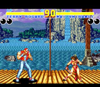Fatal Fury 2 - Screenshot - Gameplay