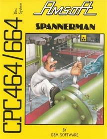 Spanner Man  - Box - Front