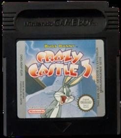 Bugs Bunny: Crazy Castle 3 - Cart - Front