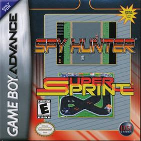 Spy Hunter / Super Sprint