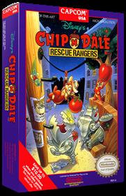 Chip 'N Dale Rescue Rangers - Box - 3D