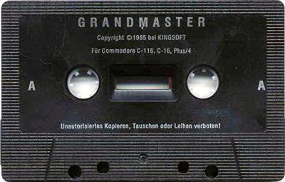Grand Master - Cart - Front
