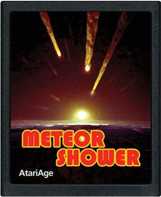 Meteor Shower - Cart - Front